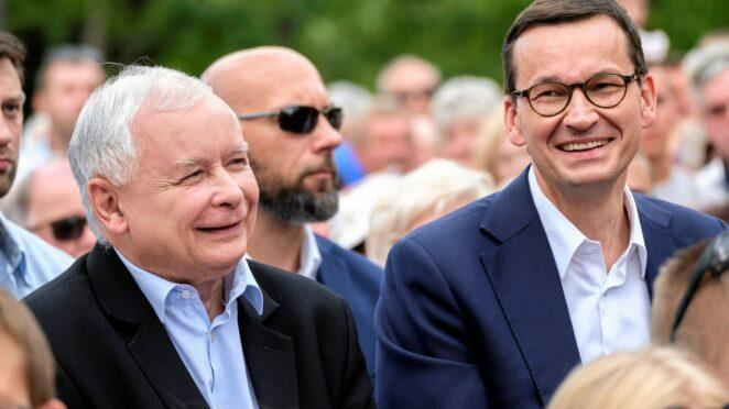 Kaczyński wchodzi do rządu dla pieniędzy 2