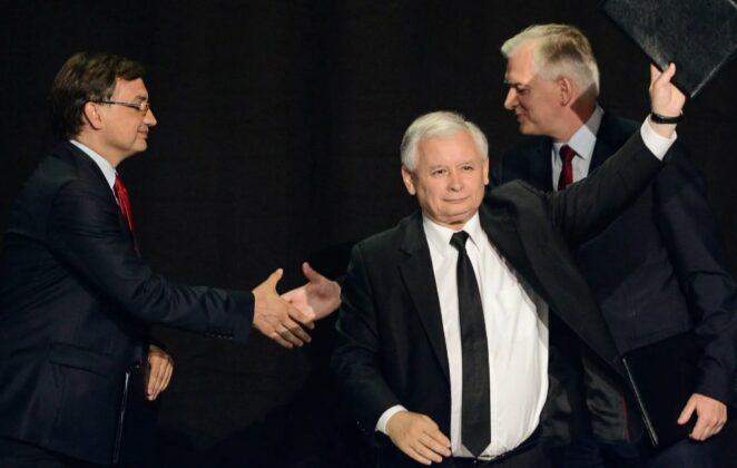 Kaczyński wchodzi do rządu dla pieniędzy 3