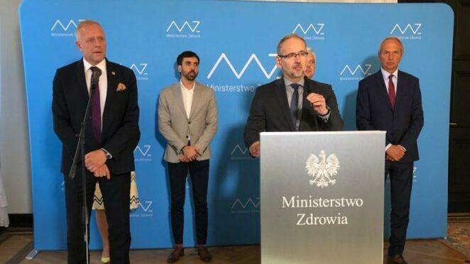 Koronawirus w Polsce 8 września