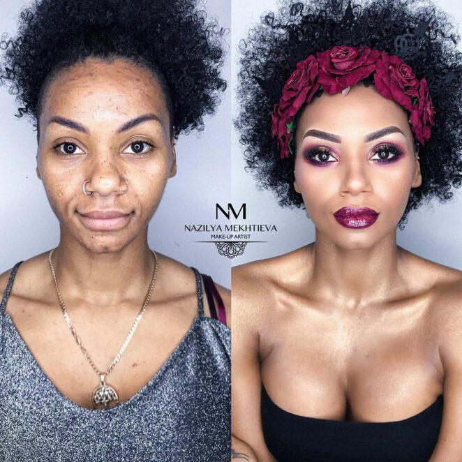 Naturalność czy mocny makijaż