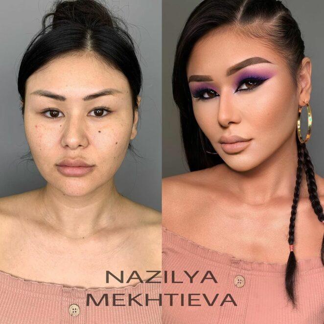 Naturalny czy mocny makijaż