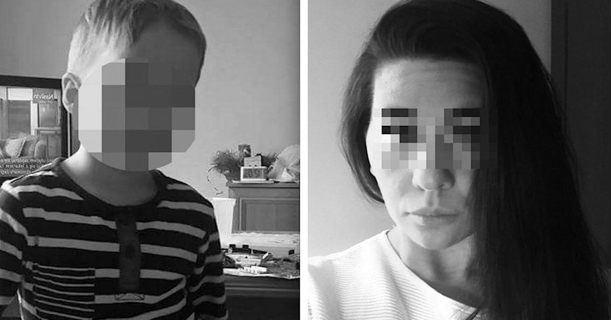 Policjantka zabiła syna i siebie
