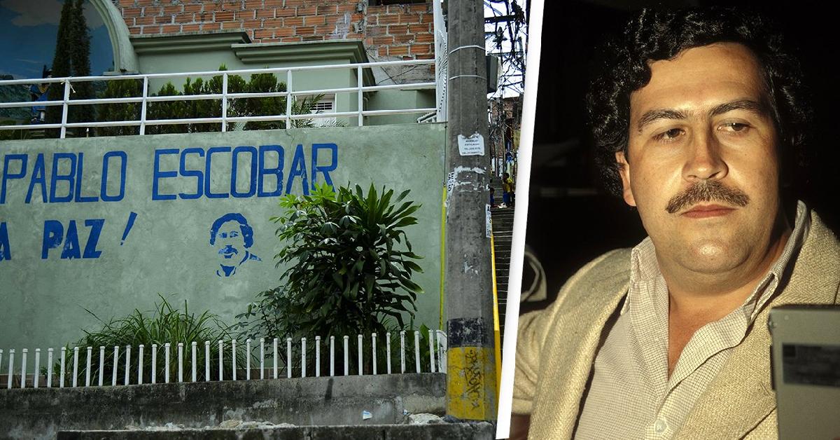 Sensacyjne odkrycie w willi Escobara