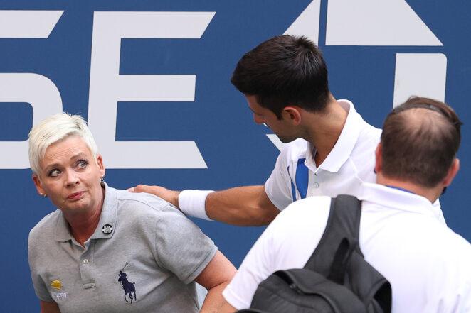 Skandal podczas US Open