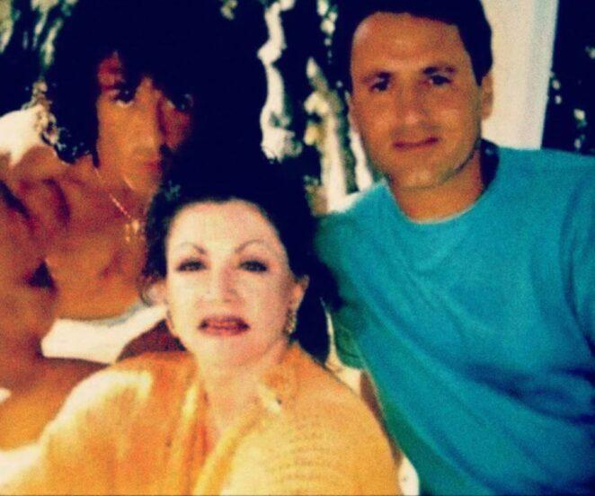 Sylvester Stallone w żałobie