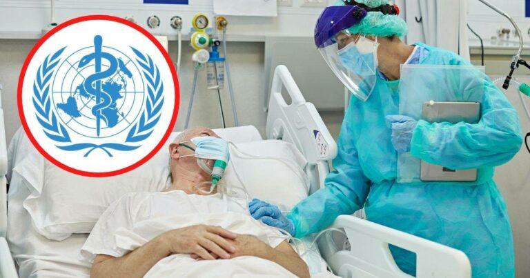 WHO ukrywała pandemię