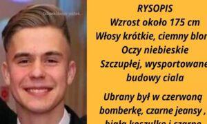 Zaginięcie Macieja Aleksiuka. Zbigniew Stonoga wyznaczył wysoką nagrodę