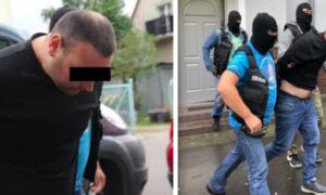 Zgwałcił 13-miesięczną dziewczynkę, gdy jego żona wyszła na chwilę z domu