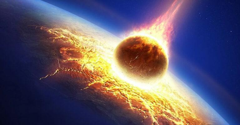 asteroida zniszczy ziemię