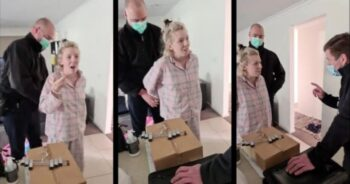 ciężarna aresztowana za wpis na Facebooku