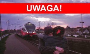 Finał poszukiwań dzieci, które ojciec przypadkiem zostawił w pociągu