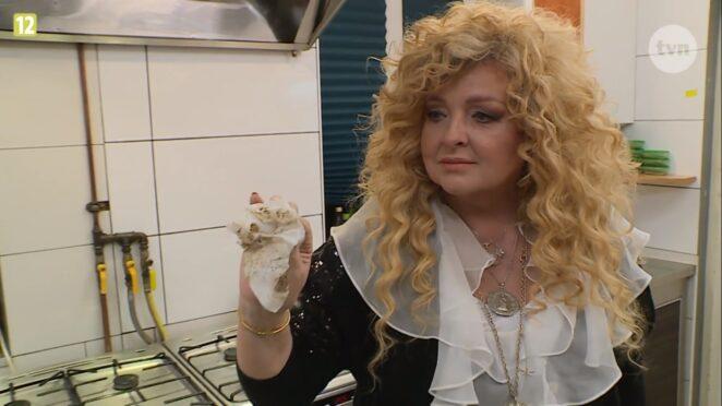 Gessler rzuciła ścierką w kelnerkę