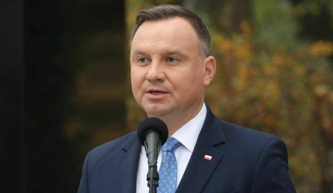 Andrzej Duda ma koronawirusa