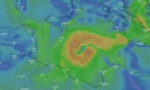 Huragan nadciąga nad Europę. Najbliższe dni będą wyjątkowo niebezpieczne!