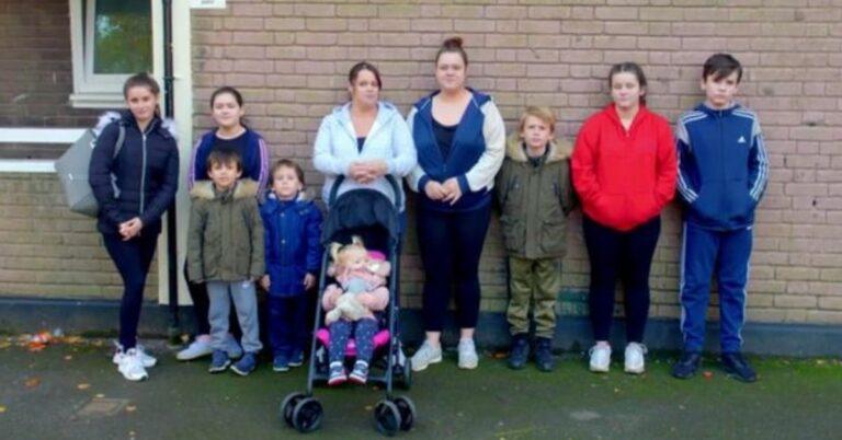Matka 10 dzieci