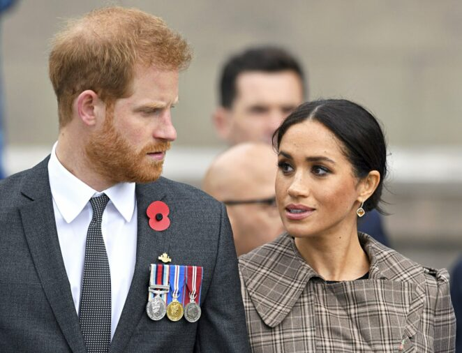 Meghan i Harry się rozwodzą