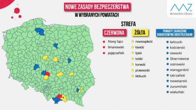 Koronawirus w Polsce 4 września