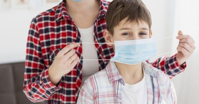 nowe objawy koronawirusa u dzieci