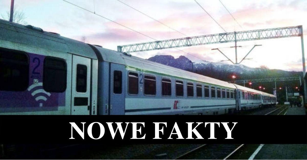Ojciec zapomniał dzieci z pociągu