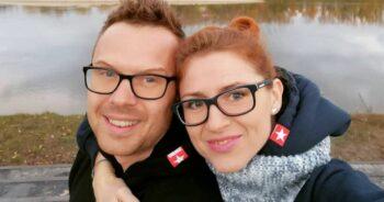 Paulina i Krzysztof zostali rodzicami