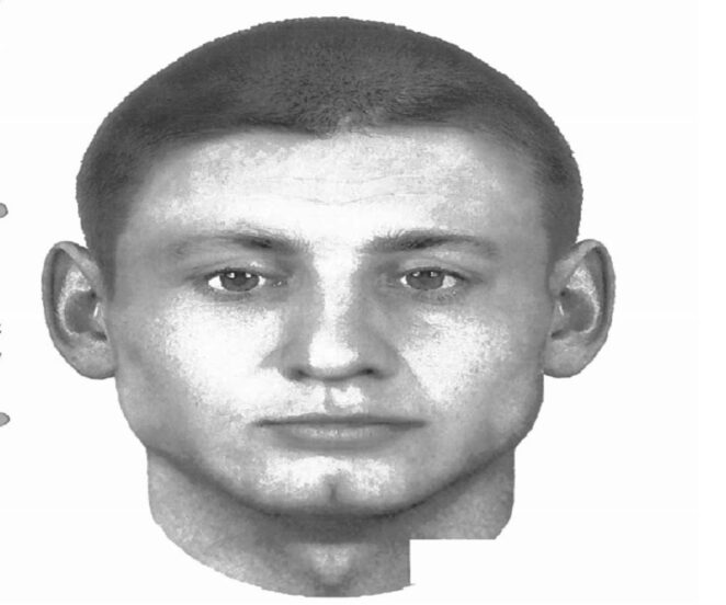 policja szuka pedofila
