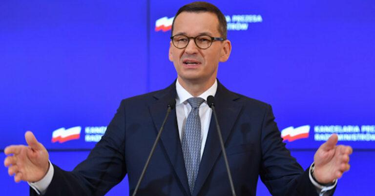 rekonstrukcja rządu Mateusza Morawieckiego 2