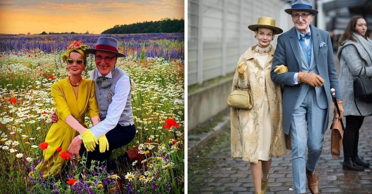 Starsza para z Niemiec
