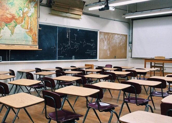 zamknięte szkoły