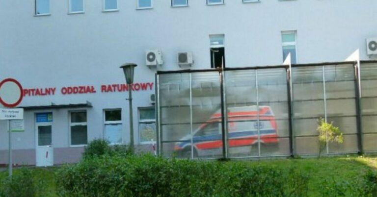 szpital odmówił przyjęcia pacjenta