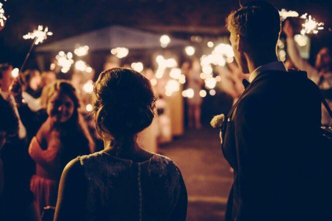 Ślub w czasie pandemiii