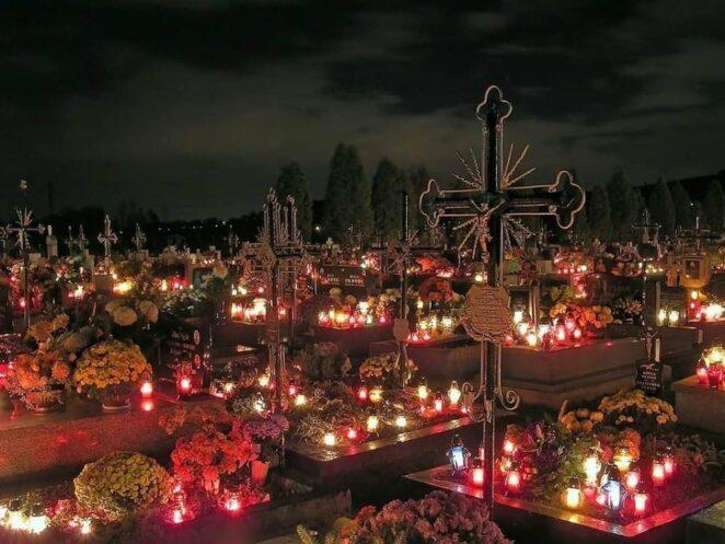 1 listopada cmentarze zostaną zamknięte