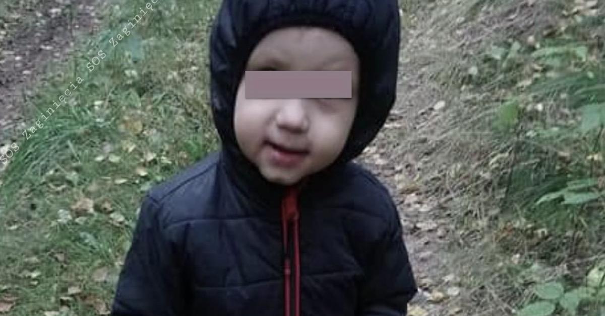 3-letni Kordian z Pieców