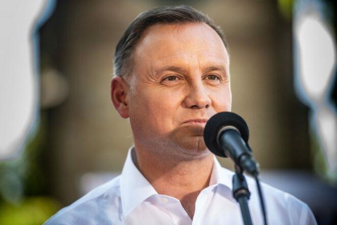 Andrzej Duda proponuje kompromis aborcyjny