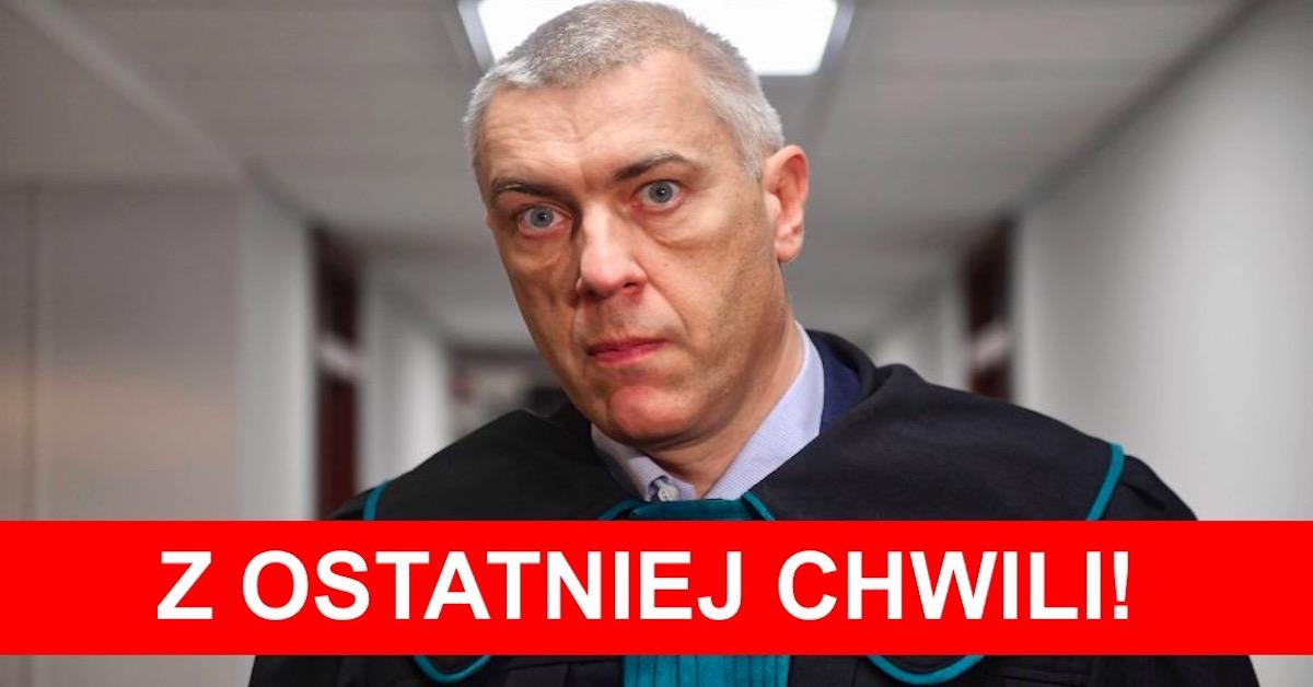 CBA zatrzymało Romana Giertycha