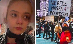 Julia Wróblewska ofiarą ONR. Aktorka została pobita podczas manifestacji