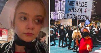 Julia Wróblewska ofiarą ONR