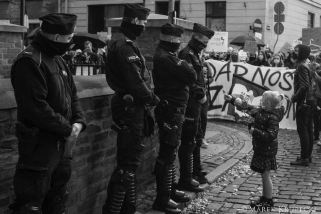 Kary za Strajk Kobiet