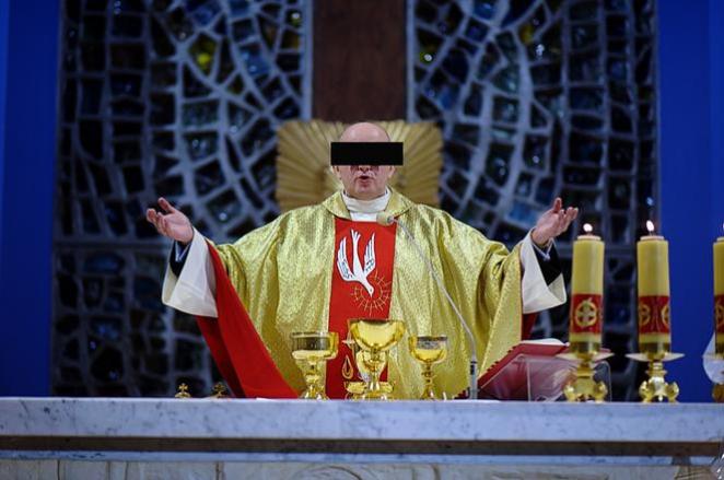 Ksiądz dwukrotnie zgwałcił 17-latkę