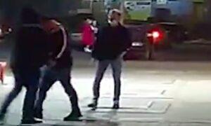 Ksiądz zaatakowany w czasie protestu w Myśliborzu! Bito go po głowie i brzuchu
