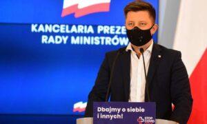 Będzie drugi lockdown w Polsce? Szef Kancelarii Prezesa Rady Ministrów wyjaśnia