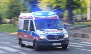 Nie żyje kierowca karetki chory na COVID-19. Szpitale odmówiły jego przyjęcia