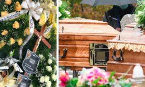 Pogrzeb matki i syna, którzy odebrali sobie życie. Spoczęli w jednym grobie