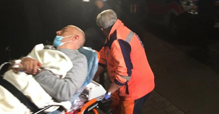 Roman Giertych trafił do szpitala