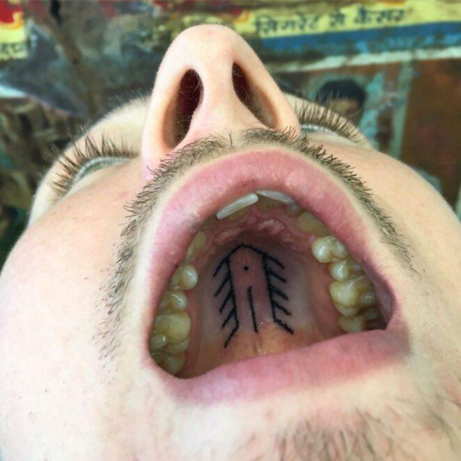 Sekretne tatuaże