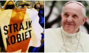 """Papież wzywa Polki do heroizmu: """"Niech obudzą szacunek do życia"""""""