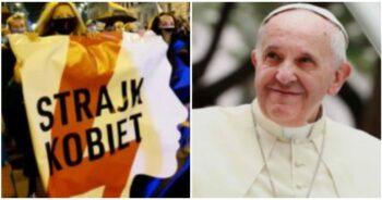 Papież wzywa Polki do heroizmu