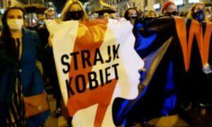 Postulaty Strajku Kobiet. Chcą m.in. dymisji rządu i świeckiego państwa