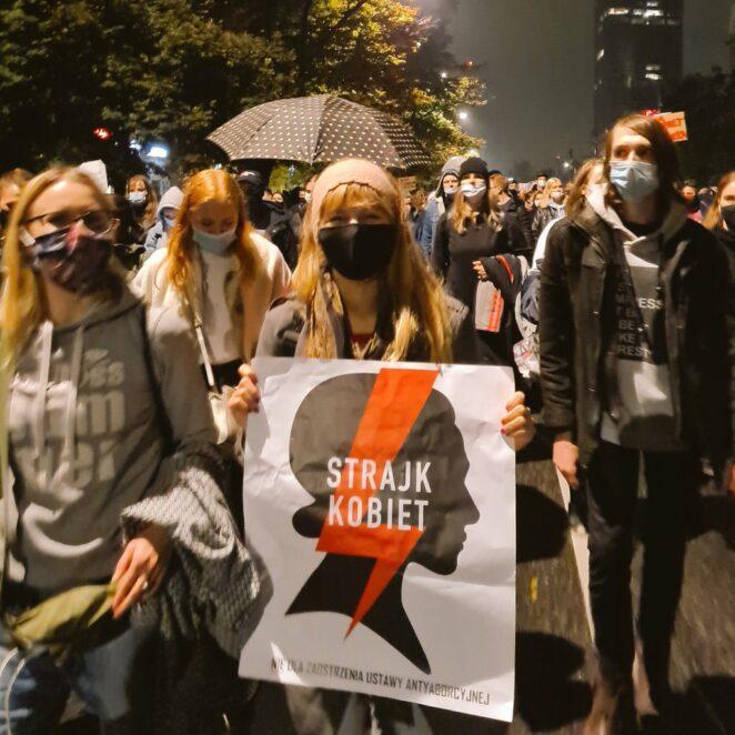 postulaty Strajku Kobiet