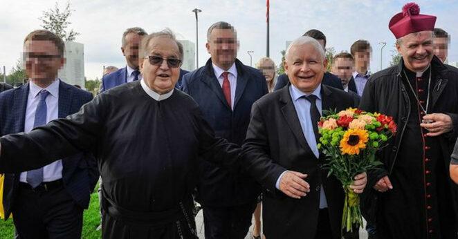Tadeusz Rydzyk skomentował protesty