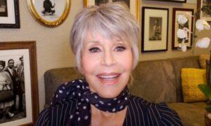 Jane Fonda popiera Strajk Kobiet. Aktorka dosadnie skomentowała działania PiS